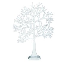 Tall Jewellery Tree of Life in White