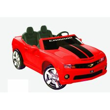 NPL Chevrolet Camaro 12V Battery Powered Car