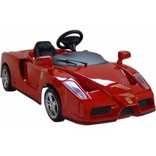 Enzo Ferrari 12V Car in Red