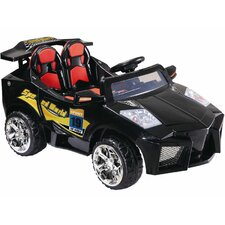 Mini Motos Super Car in Black