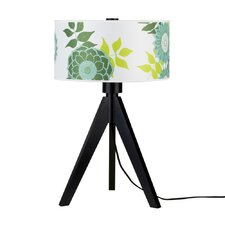 <strong>Lights Up!</strong> Woody Table Lamp