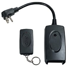 The Beach Outdoor Remote Switch in Black