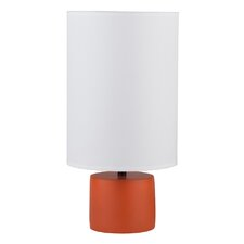 "Devo 18"" Table Lamp with Drum Shade"