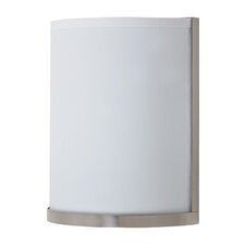 <strong>Lights Up!</strong> Meridian 1 Light Small Wall Sconce
