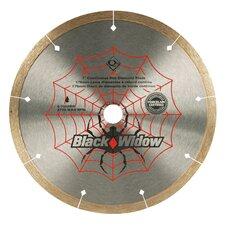 "7"" Black Widow Diamond Blade - Wet"