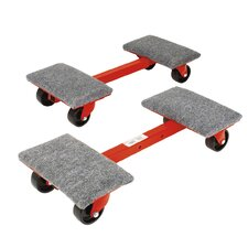 <strong>QEP</strong> Roberts Cargo Dollies (Set of 2)