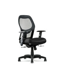 Right High Mesh Back Chair
