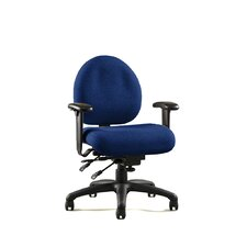 E Series Chair with Contoured Seat