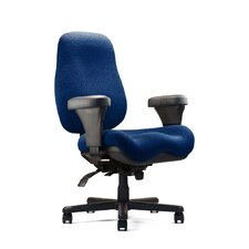 <strong>Neutral Posture</strong> Big and Tall Jr. Large Back Task Chair with Large Seat