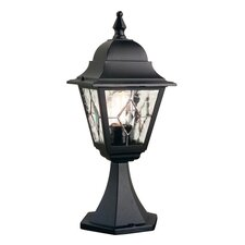 Norfolk 1 Light Pedestal Lantern