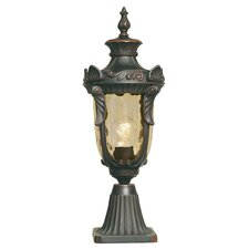 Philadelphia 1 Light Pedestal Lantern