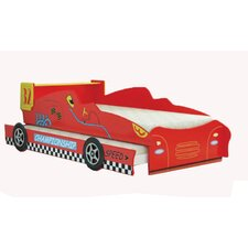 Racing Champion Double Layer Bed
