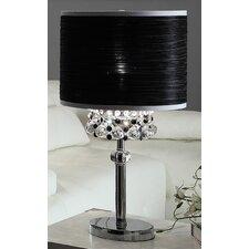 Crystal Strands Short Table Lamp
