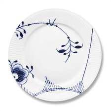 "<strong>Royal Copenhagen</strong> Blue Fluted Mega 10.75"" Dinner Plate"