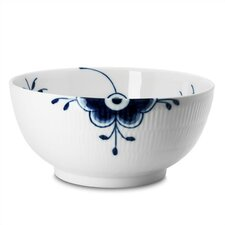<strong>Royal Copenhagen</strong> Blue Fluted Mega Serving Bowl