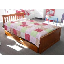 Coffs Harbour King Single Bed with Single Trundle
