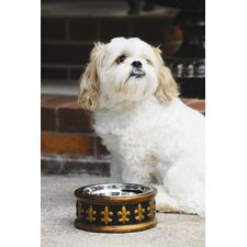 Chartres Dog Bowl