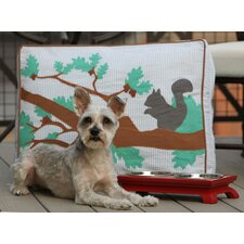 Forrest Park Dog Pillow