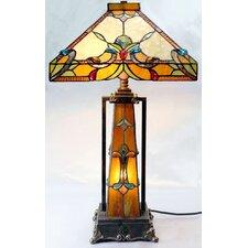 Aspen Leadlight Table Lamp