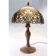 Rhapsody Leadlight Table Lamp