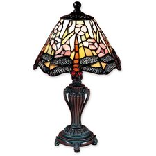 Small Dragonfly Leadlight Table Lamp
