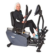 <strong>HCI Fitness</strong> PhysioStep MDX - Recumbent Elliptical Cross Trainer with Swivel Seat