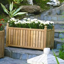 Rectangular Flower Box Planter