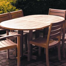<strong>Three Birds Casual</strong> Camden Riviera 7 Piece Dining Set