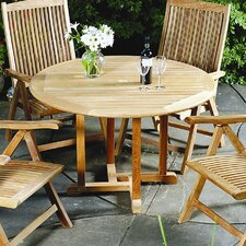 <strong>Three Birds Casual</strong> Oxford Round Dining Table