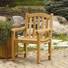 <strong>Three Birds Casual</strong> Victoria Garden Dining Arm Chair