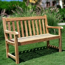 <strong>Three Birds Casual</strong> Classic Teak Garden Bench