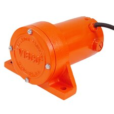12 Amp 12 Volt DC Powered Mobile Vibrator Motor with 100 lbs of Force