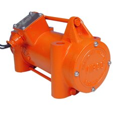 30 Amp 12 Volt DC Powered Mobile Vibrator Motor with 600 lbs of Force