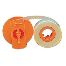 Lift-Off Correction Typewriter Tape, 1500 Yield, Six per Pack