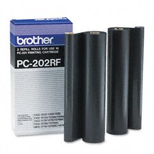 Pc202Rf Thermal Transfer Refill Rolls, 2/Pack