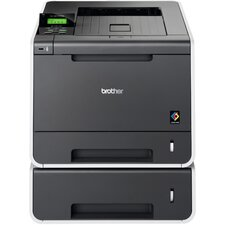Hl-4570Cdwt Wireless Laser Printer with Duplex Printing and Dual Paper Trays