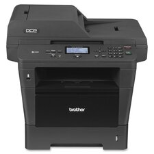 <strong>Brother</strong> High Speed Laser Multi Function Copier with Duplex Printing and Networking Printer