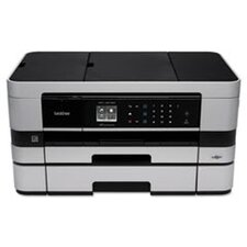 <strong>Brother</strong> MFC-J4610DW Wireless All-In-One Inkjet Printer