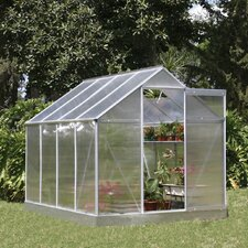 Multi Line Polycarbonate Greenhouse