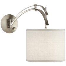 Vertigo Arc Swing Arm Wall Lamp