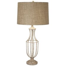 "Essentials 36"" H Hampton 1 Light Table Lamp"