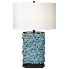 <strong>Pacific Coast Lighting</strong> Prince of Tides 1 Light Table Lamp