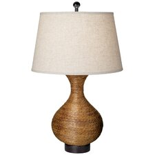 Pacific Reed Vase Table Lamp