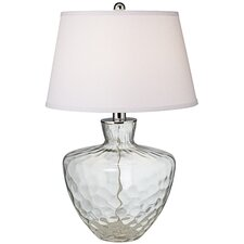 "PCL Cascade 27"" H Table Lamp with Empire Shade"