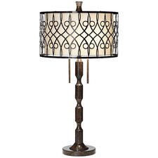 <strong>Pacific Coast Lighting</strong> KI First Lady Estilo Clasico Table Lamp