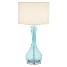 Vineyard Table Lamp with Drum Shade
