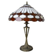 Honey Bee Tiffany Table Lamp