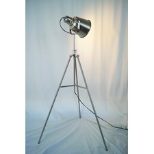 Adjustable Photographer Metal Tripod Floor Lamp