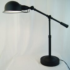 Adjustable Steel Task Table Lamp