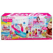<strong>Mattel</strong> Barbie Sisters Cruise Ship